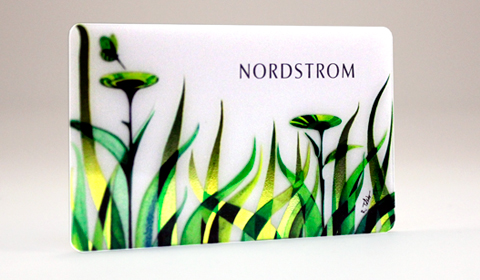 Nordstrom Blades Card