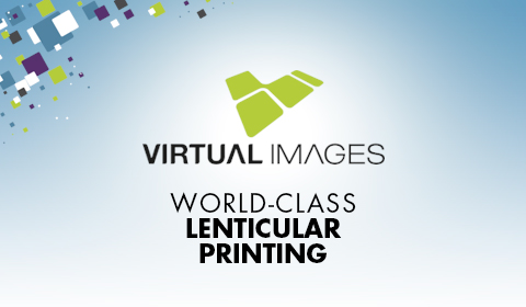 Virtual Images lenticular printing